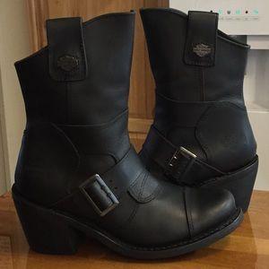 🦋 Harley-Davidson Boots Sz 7 1/2